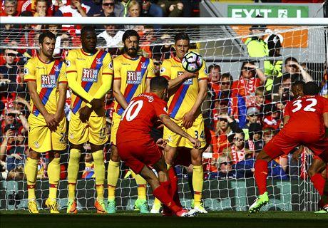 LIVE: Liverpool vs. Crystal Palace