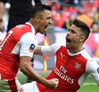 Alexis sinks City as Arsenal reach final