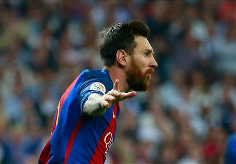 WATCH: Messi's Clasico highlights