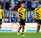 LIVE: Dortmund 0-0 Hannover