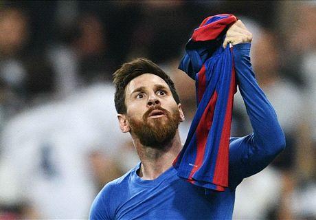 King Messi decides classic Clasico
