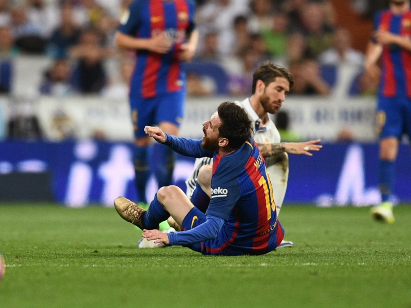 'Ramos will realise he deserves his red once he gets home' - Barca defender Pique reflects on Madrid man's dismissal