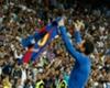 Lionel Messi getrolled door Espanyol