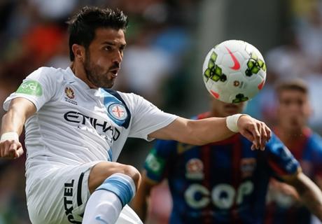 Australie, David Villa de nouveau buteur avec Melbourne City