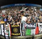FT: Olympiakos 1-0 Juventus