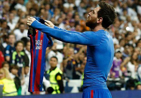 Obrigado, Messi