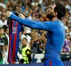 ESPAÑA: Messi y un festejo para la historia