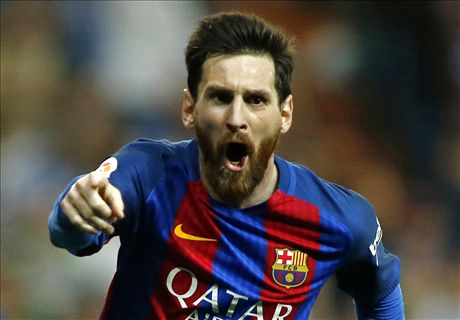 Messi close to new Barcelona contract