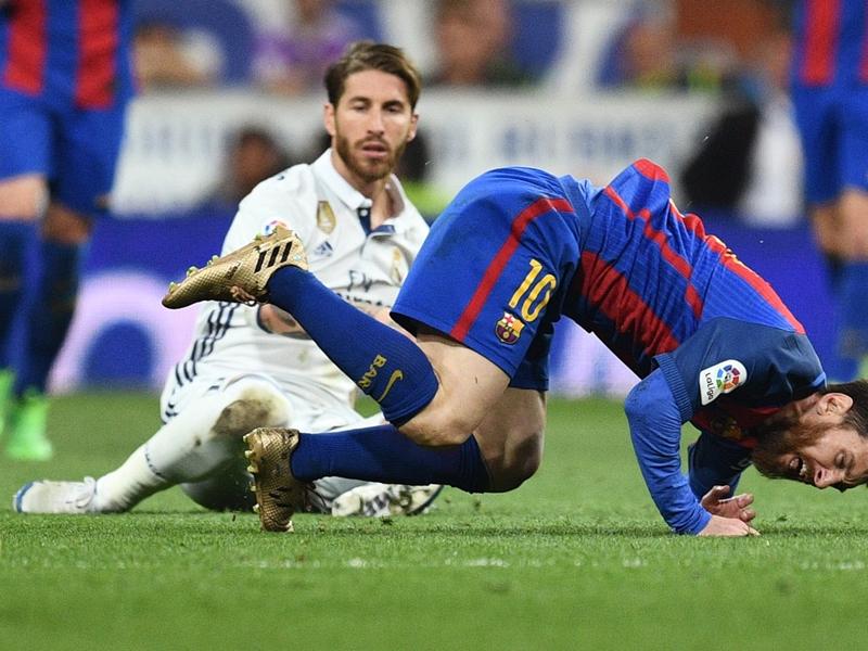 Capello accuse les joueurs du Real Madrid de vouloir blesser Messi