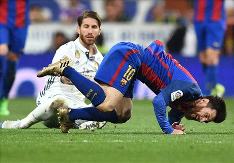 Capello blasts 'criminal' Messi tackles