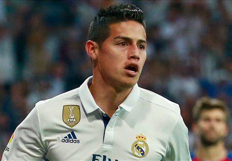 RUMORS: James wants Man Utd