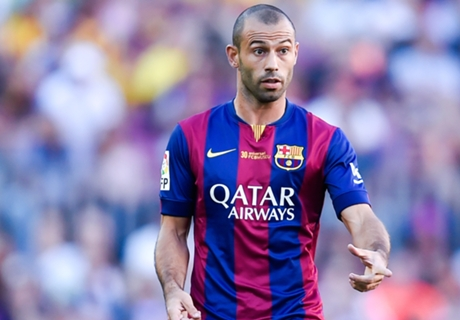 Mascherano ponders River return