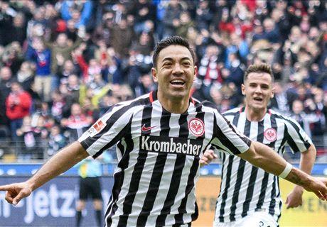 Fabian's form boosts Mexico's depth