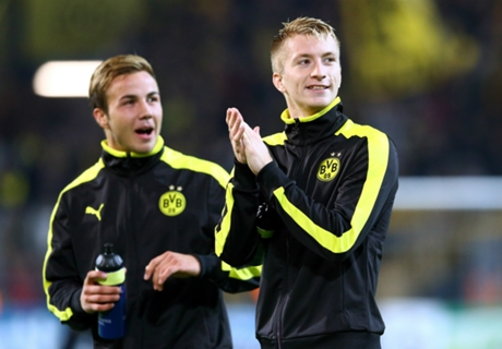 Gotze: I would love Reus to join Bayern