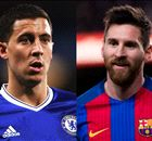 Hazard: I need more goals to reach Messi