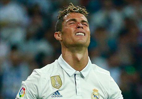 Ronaldo bans parties after Clasico defeat
