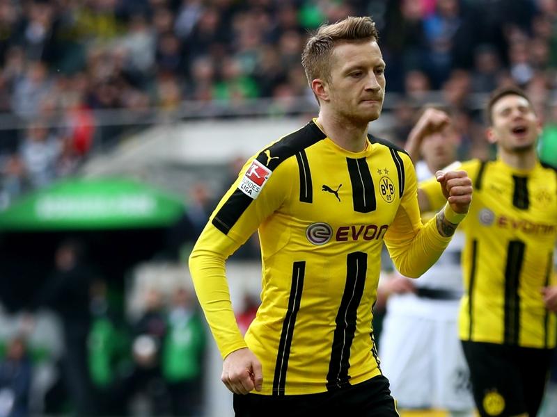 Tuchel relies on Reus to lead Dortmund past Bayern