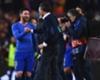 ► Luis Enrique habló del festejo de Messi