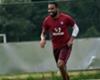 Palito Pereira regresó a los entrenamientos