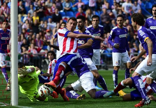 Atletico Madrid 2-0 Espanyol: Tiago and Suarez fire hosts to victory