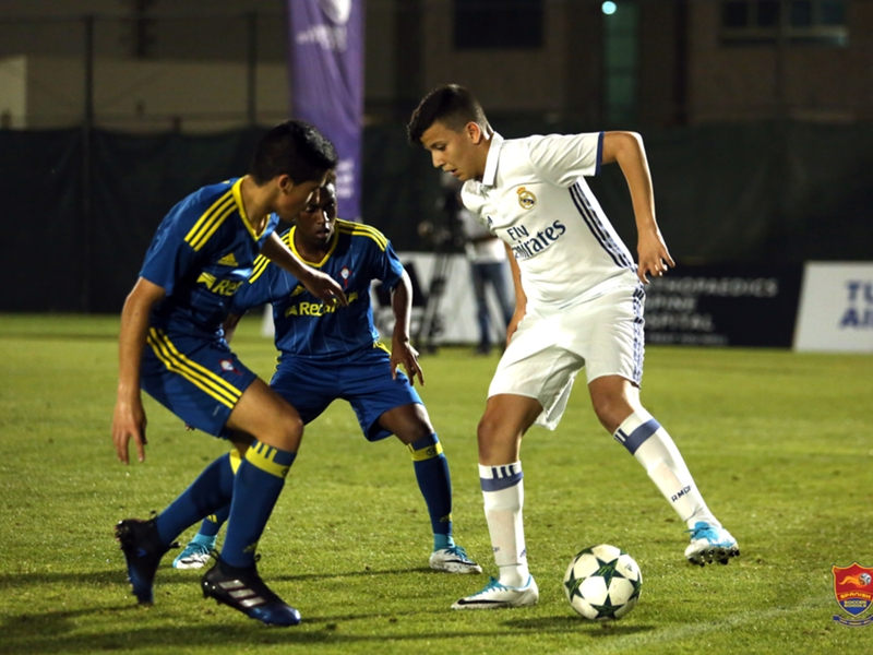 Celta Vigo Beat Real Madrid To Win U13 Dubai Intercontinental