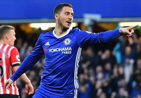 Conte can't guarantee Hazard stay
