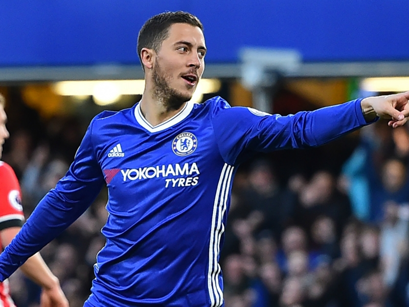 'I have no crystal ball' - Conte can't guarantee Hazard stay