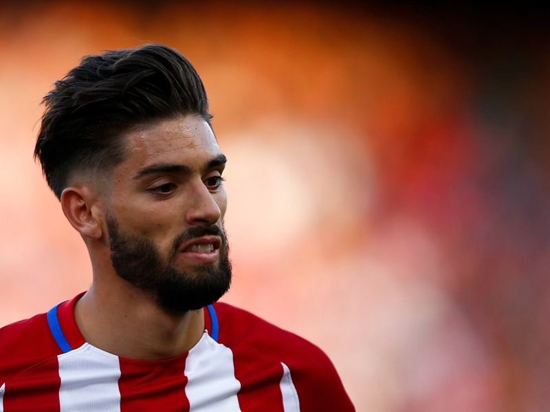Atletico forward Carrasco suffers collarbone injury in Villarreal defeat