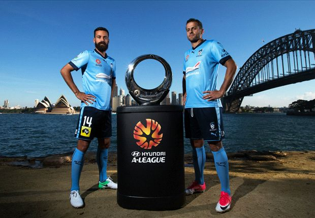 Pressure on Sydney FC, says Glory skipper