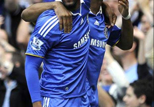 Chelsea's Nicolas Anelka: Drogba & I Can Be 'Most Feared' Strikers In Europe