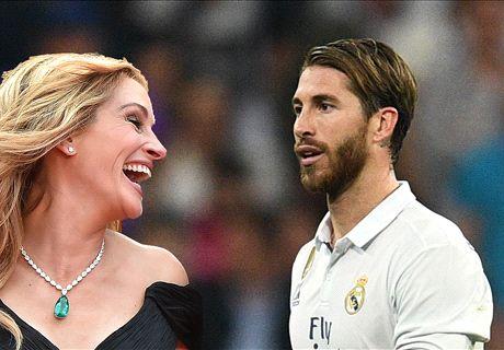 Julia Roberts accidentally trolls Ramos
