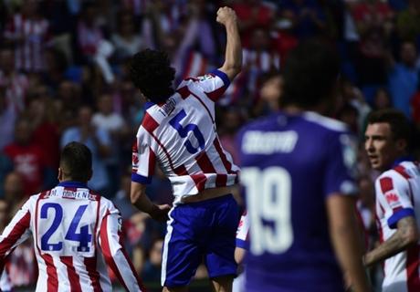 Résumé de match, L'Atlético Madrid se relance