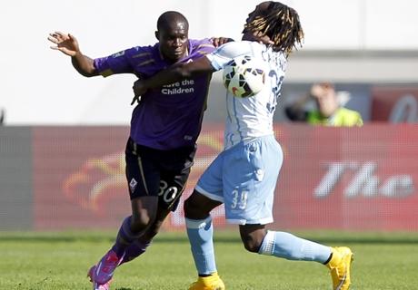 Laporan Pertandingan: Fiorentina 0-2 Lazio