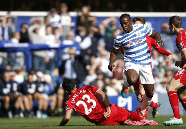 QPR 2-3 Liverpool: Infartante triunfo 'Red' previo al Real Madrid