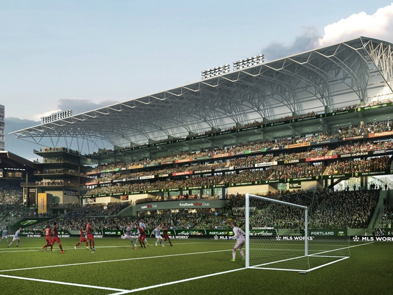 Portland Timbers announce $50M proposal to expand Providence Park