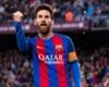Descanso para Messi antes del derbi