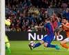 Alcácer se rinde a Messi