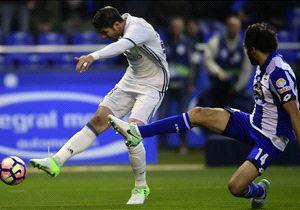 Real Madrid gana a Valencia con Álvaro Morata en otro partido de goles en LaLiga