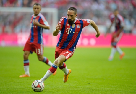Ribery targets return to top form