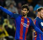 HAYWARD: Gomes shows he may have Barca future after all
