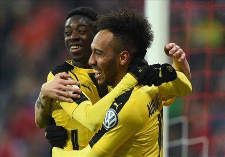 Dortmund beat Bayern to reach final