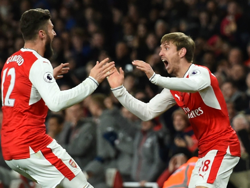 Arsenal-Leicester (1-0), Monreal délivre Arsenal