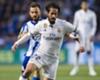 Zidane hails 'outstanding' Isco