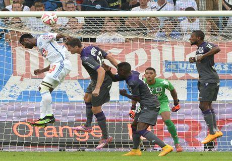 Marseille-Toulouse (2-0), Gignac et l'OM enchaînent