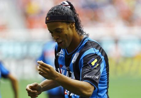 VÍDEO: Con este baile celebró Ronaldinho