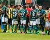 Brawl erupts after Palmeiras win