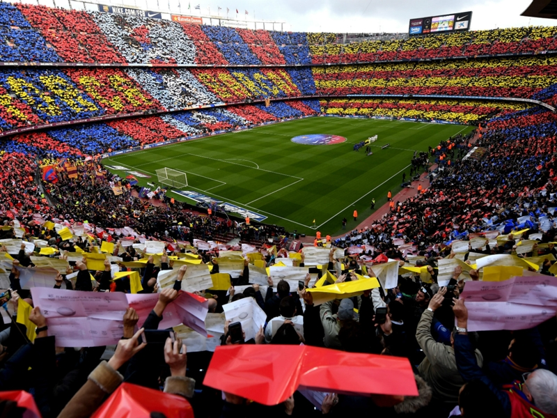 Barcelona to report Malaga president to anti-violence commission over 'Catalan scum' tweet