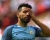 Aguero bemoans City's bad luck