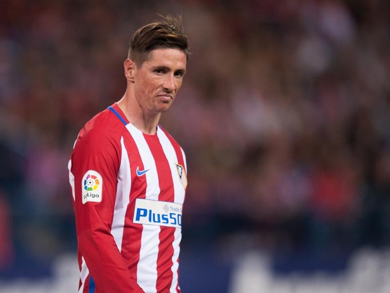 Fernando Torres prolonge avec l'Atletico Madrid