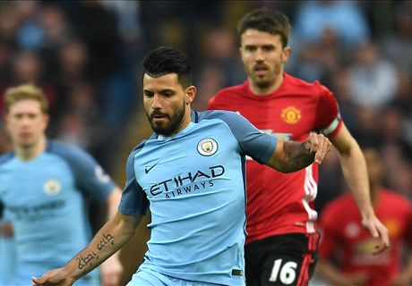 LIVE: Man City vs. Man United